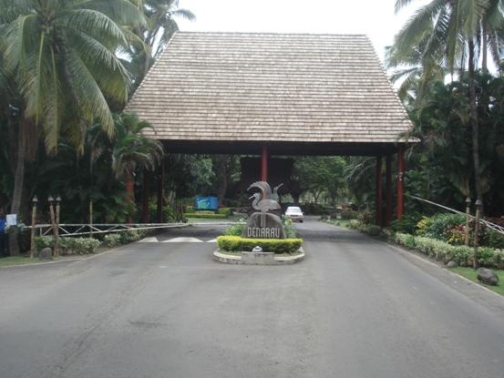 デナラウ入口