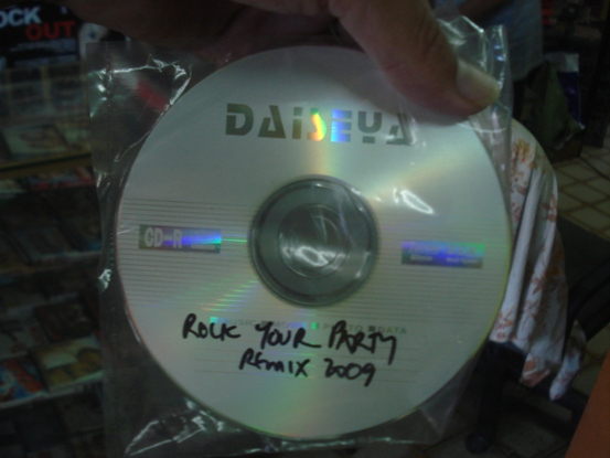 ヒンディ音楽DVD